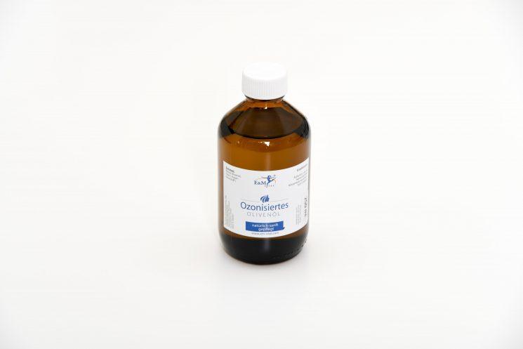 E&M Vital Ozonisiertes Olivenöl