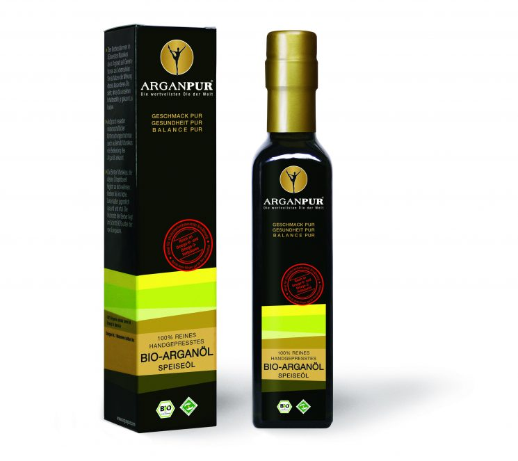 ARGANPUR® Speiseöl