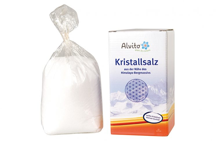 Kristallsalz